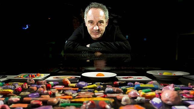 Hablar De Gastronomia Molecular Es Hablar De Ferran Adria